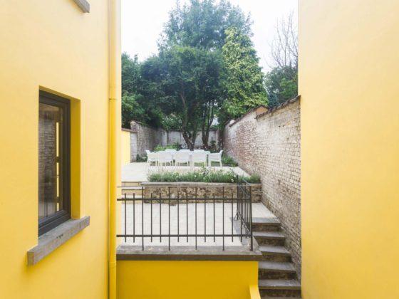 Terrasse Jardin Uccle