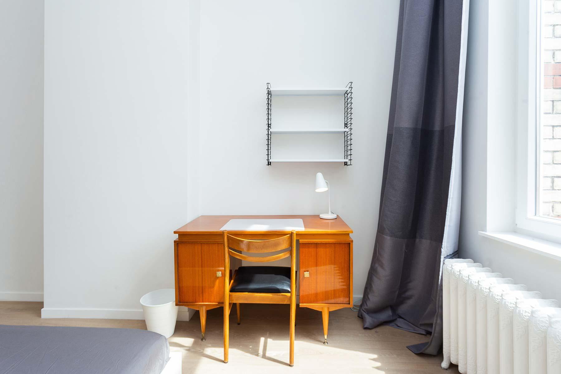 Bureau chambre maison Roomy Bruxelles