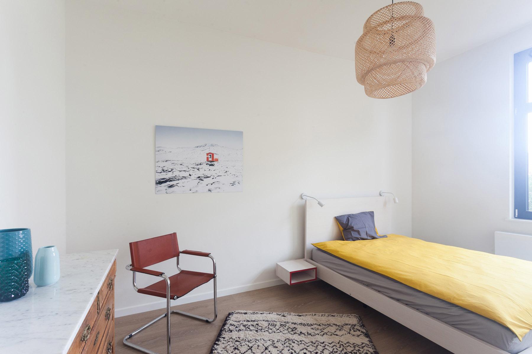 chambre meublée maison Roomy Bruxelles